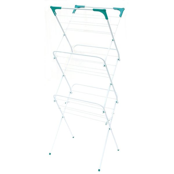 3 TIER CLOTHES TOWEL AIRER LAUNDRY DRYER CONCERTINA NEW