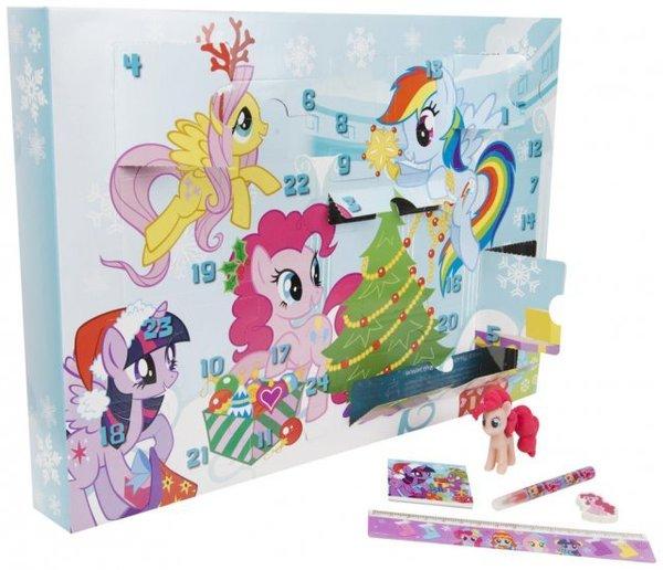 My Little Pony Christmas.My Little Pony Advent Calendar Surprise Toys Christmas Xmas Girl